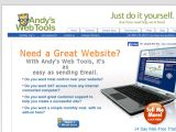 Browse Andy's Web Tools