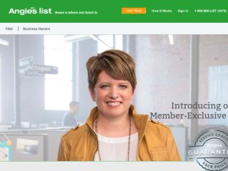 Shop at angieslist.com