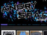 Browse Angry Spade Clothing Co