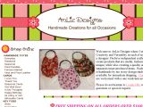 Anlie Designs Coupon Codes
