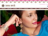 Browse Anna Beck Designs