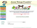 Annie Things Possible Coupon Codes
