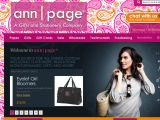 Browse Ann Page