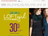 Anntaylorloft.com Coupon Codes
