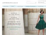 Anthropologie Europe Coupon Codes