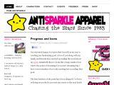 Browse Antisparkle Apparel