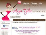 Browse Anya Tyler Favors Llc