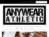 Anywearathletic.com Coupon Codes