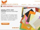 Browse Apec Envelopes