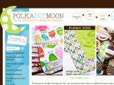 Browse A Polka Dot Moon