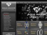 Browse Aqua Master Watch