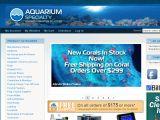 Browse Aquarium Specialty