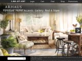 Browse Arhaus Furniture