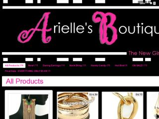 Shop at ariellesboutique.storenvy.com