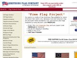 Browse Armstrong Flag Company