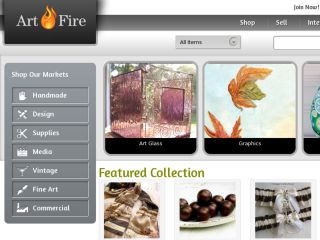 Shop at artfire.com