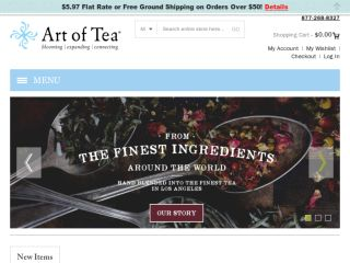 Shop at artoftea.com