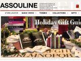 Browse Assouline Publishing