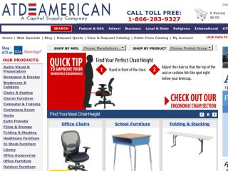 Shop at atdamerican.com