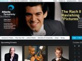 Browse Atlanta Symphony Orchestra