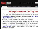 Browse Atlarge Nutrition