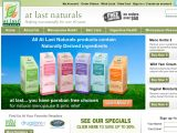 Browse At Last Naturals