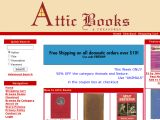 Atticbooksandtreasures.com Coupon Codes