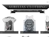 Browse Aurelias Clothing