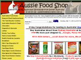 Browse Aussie Food Shop