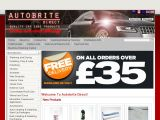 Autobrite-Direct Uk Coupon Codes