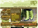 Browse Autonomie Project