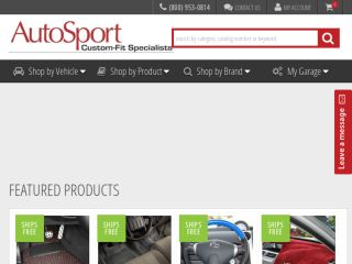 Shop at autosportcatalog.com