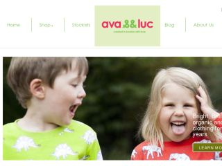 Shop at avaandluc.com