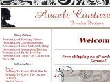 Browse Avaeli Couture Jewelry Designs
