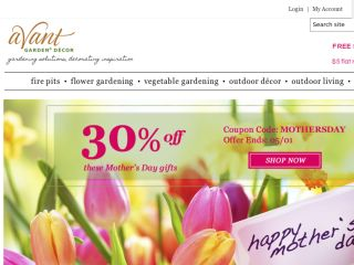 Shop at avantgardendecor.com