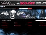Avengedsevenfold.shop.bravadousa.com Coupon Codes