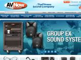 Browse Av Now Fitness Sound