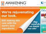Browse Awakening Skin Care