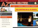 Azpatioheaters.com Coupons