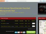 Azspooktacular-Eslihdr.eventbrite.com Coupons
