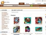 Aztec-Arts.co.uk Coupons