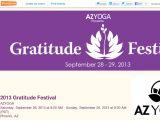 Azyogagratitudefestival.eventbrite.com Coupons