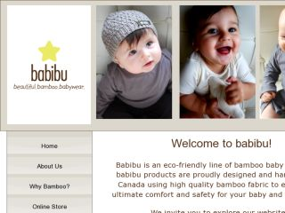Shop at babibu.ca