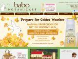 Browse Babo Botanicals
