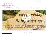 Babyavenuestore.com Coupons
