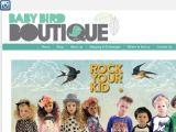 Babybirdboutique.com.au Coupons