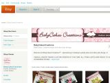 Babycakescreations.etsy.com Coupons