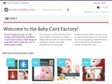 Babycardfactory.com Coupons