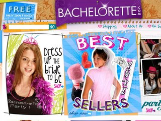 Shop at bachelorette.com