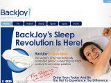 Browse Backjoy